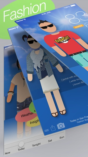 Screenshot Swackett® on iPhone