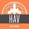 Havana Travel Guide with Offline City Street Maps