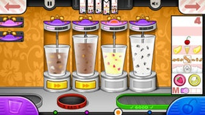 Screenshot Papa's Freezeria To Go! on iPhone