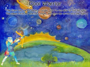 Screenshot Kids Yogaverse: I AM SUN, I AM MOON on iPad