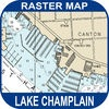 Lake Champlain Marine RasterMaps from NOAA