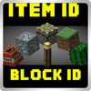 Block ID and Tools For minecraft PE