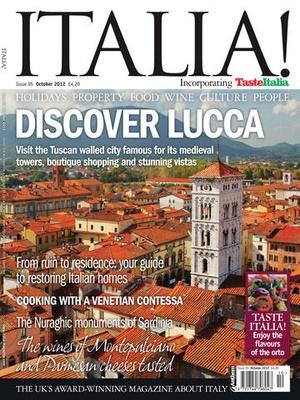Screenshot Italia! on iPad