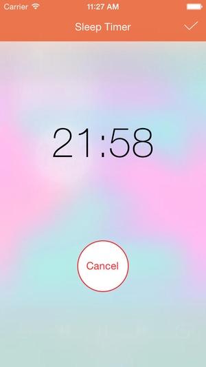 Screenshot CloudDownload on iPhone