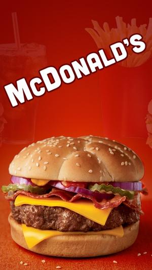 Screenshot Great App for McDonalds on iPhone