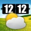 Awesome Weather Desktop Clock HD