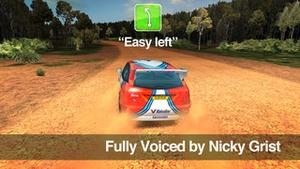Screenshot Colin McRae Rally on iPhone