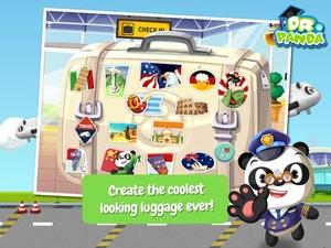 Screenshot Dr. Panda's Airport on iPad
