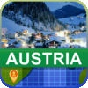 Offline Austria Map