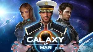 Screenshot Galaxy At War Online on iPhone