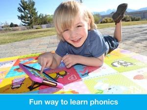 Screenshot Phonics: Fun on Farm on iPad