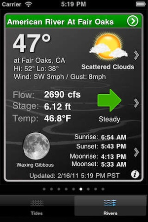 Screenshot FishHead on iPhone