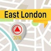 East London Offline Map Navigator and Guide