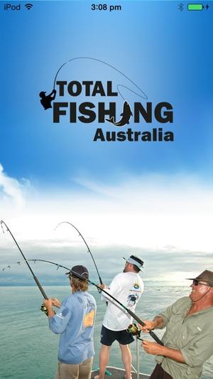 Screenshot Total Fishing Australia on iPhone