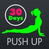 30 Days Push Up Fitness Challenge