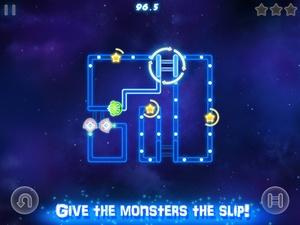 Screenshot Glow Monsters on iPad