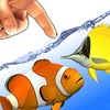 Fish Fingers! 3D Interactive Aquarium