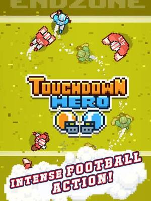 Screenshot Touchdown Hero on iPad