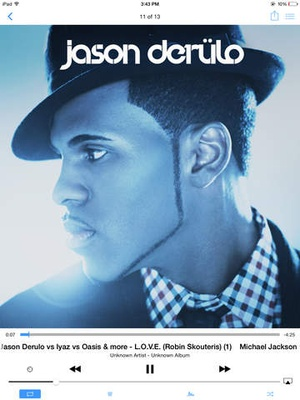 Screenshot Free Music Download SoundCloud on iPad
