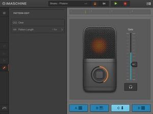 Screenshot iMaschine on iPad