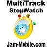MultiTrack StopWatch Pro