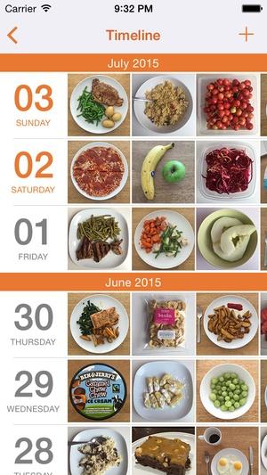 Screenshot Foodee on iPhone
