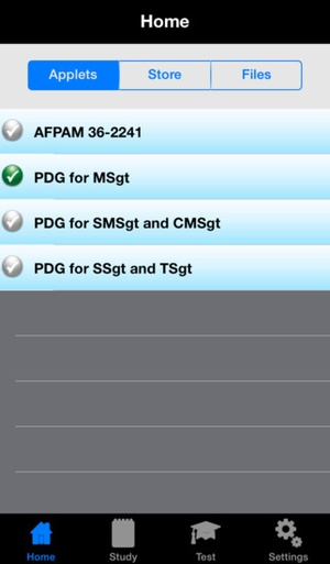 Screenshot PDG PROmote Complete on iPhone