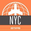 New York City Travel Guide with Offline Street and Subway Maps