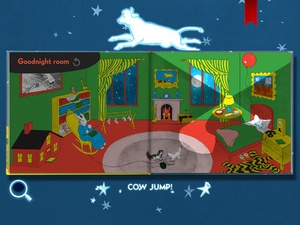 Screenshot Goodnight Moon on iPad