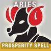 Aries Prosperity Spell