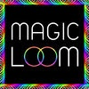 Magic Loom Rainbow Draw