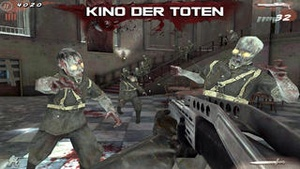 Screenshot Call of Duty: Black Ops Zombies on iPhone
