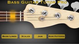 Screenshot Bass Guitar Tutor Pro on iPhone