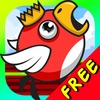 A Pet Flappy Red King Bird Flies In An Epic Aerial Showdown! Free