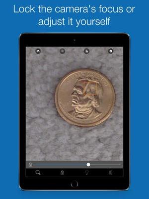 Screenshot BigMagnify Free on iPad