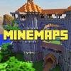 Maps for Minecraft PE MineMaps