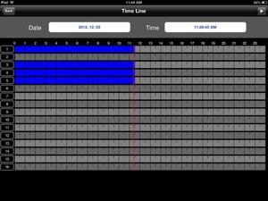 Screenshot GanzView on iPad