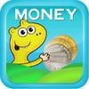 Preschoolers learn money