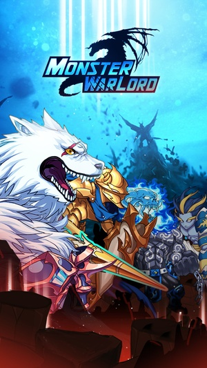 Screenshot Monster Warlord on iPhone