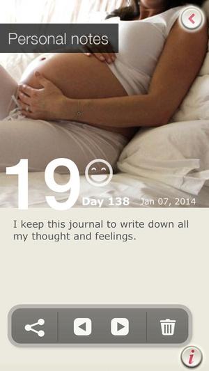 Screenshot Pregnancy Smiles ™ on iPhone