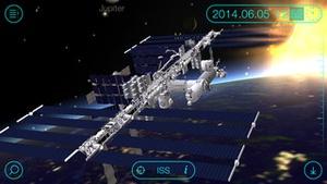 Screenshot Solar Walk™ on iPhone