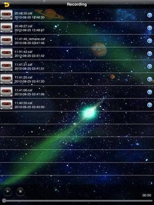 Screenshot NC Sleep talking on iPad