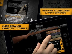 Screenshot Weaphones: Firearms Simulator Volume 2 on iPad