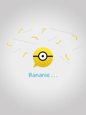 Screenshot Bananie on iPad