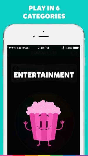 Screenshot Trivia Crack (Ad Free) on iPhone