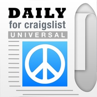 Daily, an app for Craigslist (Universal Version)