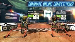 Screenshot Motocross Meltdown on iPhone