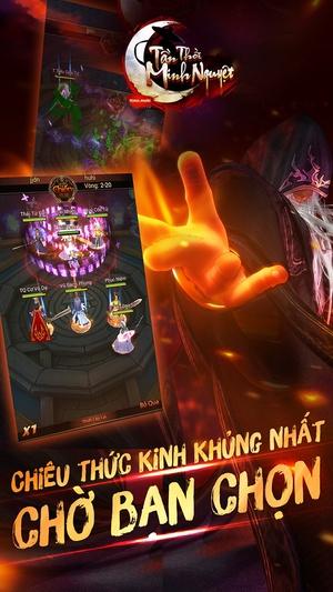 Screenshot Tần Thời Minh Nguyệt on iPhone