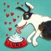 Luna Loves Whipped Cream