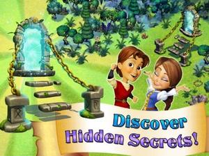 Screenshot Castle Story™ on iPad